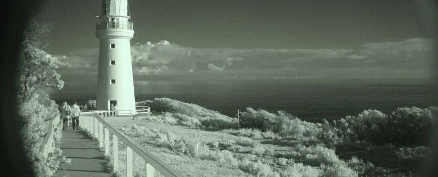 Cape Otway Lighthouse - IR camera
